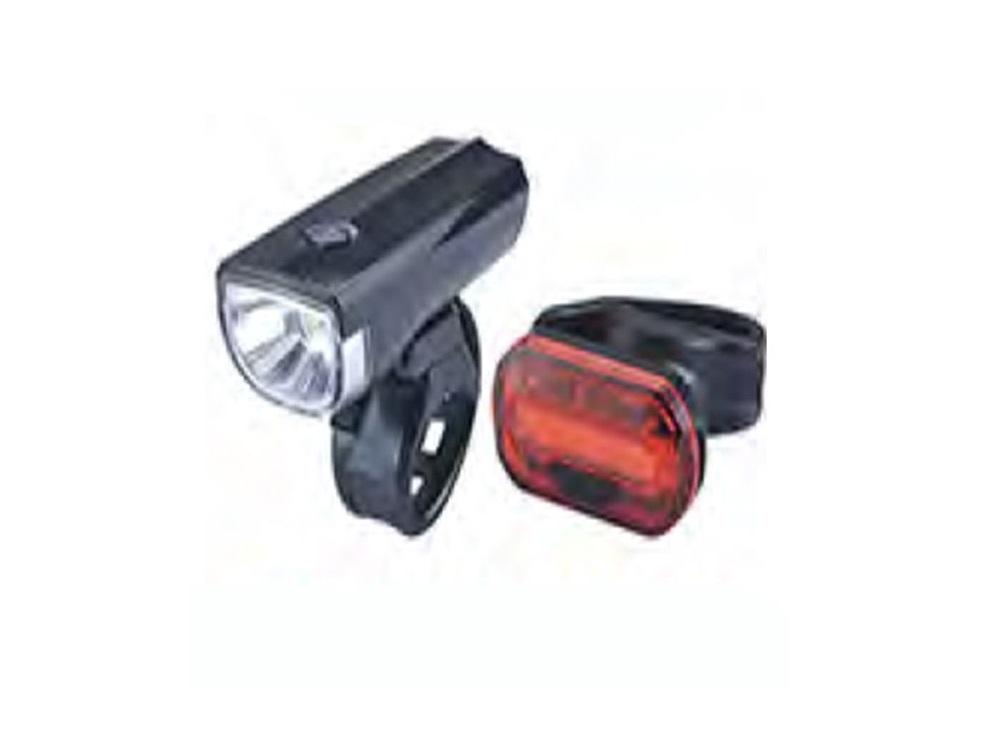 Фара комплект STG JY7024+6068T, задний+передний Х81489