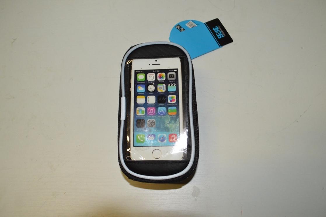 Сумка Roswheel для телефона на руль черная X94983